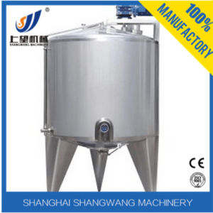 Jacketed Stainless Steel Mixing Tank pictures & photos