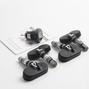 Silver Internal Sensors Cigarrete Lighter TPMS Tire Pressure Monitor Systems pictures & photos