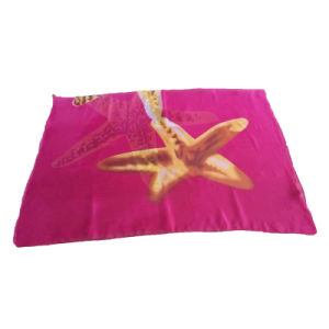 Printed Polyester Georgette Scarves pictures & photos