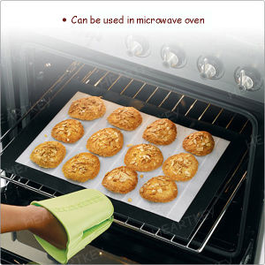 High Temperature Resist Silicone Oven Mat pictures & photos