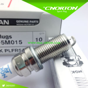 High Quality Car Ngk Plfr5a Spark Plug for Nissan (22401-5M015) pictures & photos