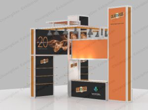 Hot Sell Aluminium Exhibition Booth pictures & photos