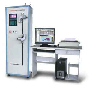 Electronic Strength Test Machine for Continuous, ASTM D2256 (FTech-ISO2062 (D)) pictures & photos