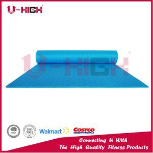 Texture PVC Yoga Mat Pilates Mat pictures & photos