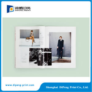 Excellent Fashion Color Magazine Printing Service pictures & photos