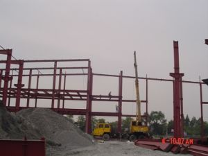 Steel Structure Building for Warehouse Industry Steel Structure pictures & photos