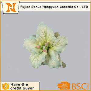 Chinese Supplier Porcelain Flower Ornament pictures & photos