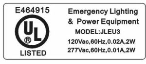 Emergency Lighting, LED Lamp, Emergency Light, LED Light, UL Light, LED pictures & photos