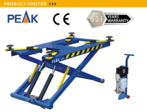 Ce Approval Portable Mobile Auto Lift (MR06) pictures & photos