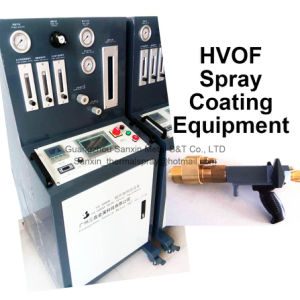 Hvof Hard Chrome Coating Equipment with Spraying Torch Gun pictures & photos