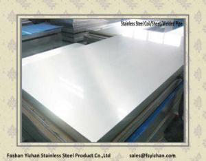 Hot Rolling Stainless Steel Sheet for Tableware pictures & photos