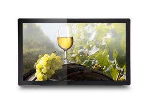 32inch Touch Display-Touch Display with Stand-Windows Touch Display pictures & photos