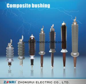 12kv 24kv 40.5kv 72.5kv 126kv Composite Dry Wall Bushing pictures & photos