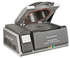 Spectrometer--Edx3600h Xrf Mineral Analyzer pictures & photos