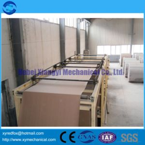 Gypsum Board Plant - Board Making Plant - Large Board Making - Oversea Plant pictures & photos