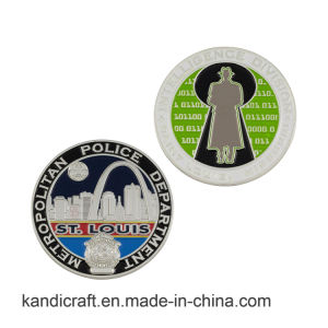 Hot Sale Promotional Customized Military Coin pictures & photos