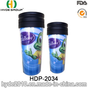 Promotional Fashionable Double Wall Coffee Mug (HDP-2035) pictures & photos