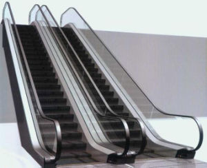 High Strength Metal Structure Slim Type Escalator pictures & photos