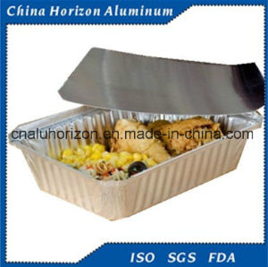 Disposable Aluminum Foil Tray for Roasting pictures & photos