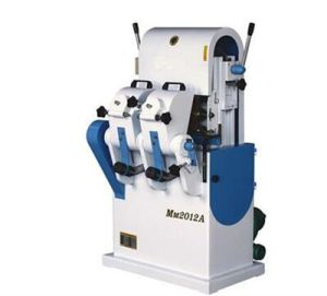 Woodworking Round Wood Rod Sanding Machine pictures & photos