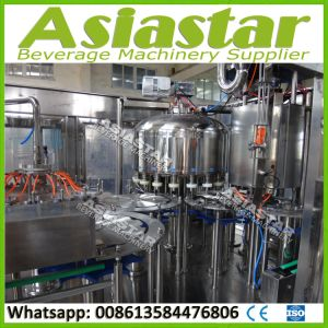 Complete Fruit Juice Filling Machine Tea Drink Packing System pictures & photos