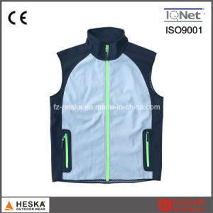 Special Knitted Waistcoat Outdoor Softshell Vest pictures & photos