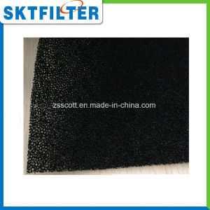Customize Size Activated Carbon Foam Filter for Poor pictures & photos