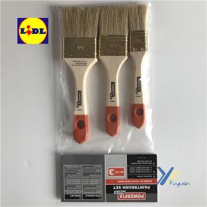 Fy Orange Tip Bristle Paint Brush- Powerfix Lidl pictures & photos