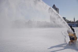 Popular Gasoline 6.5hploncin Engine Snow Blowers (ZLST651Q) pictures & photos