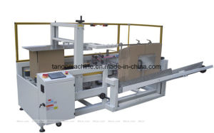 Wrap Around Carton Auto Box Case Packing Machine for Beverage Line pictures & photos