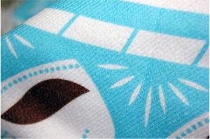 Turkish Round Beach Towel Mandala Towel Microfiber Towel Surf Poncho pictures & photos