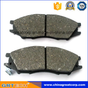 D1233m Top Quality Car Brake Pad for Nissan pictures & photos