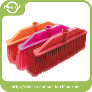 Cheaper Household Plastic Cleaning Broom pictures & photos