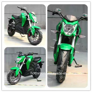 New Kawasaki Z125 Electric Racing Motorcycle E-Scooter 72V, 20ah Battery pictures & photos