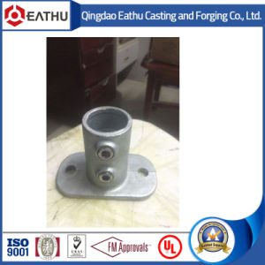 132 Railing Base Flange Galvanised Fitting Jm pictures & photos
