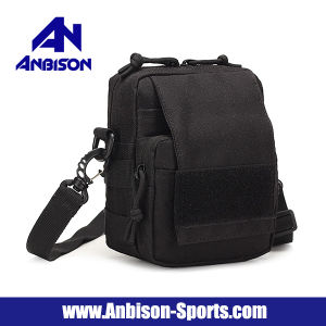 Anbison Sports Outdoor Daily Climbing Cycling Tactical Shoulder Bag pictures & photos