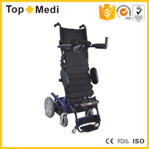 Medical Equipment Handicapped Standing up Power Electric Wheelchair China pictures & photos