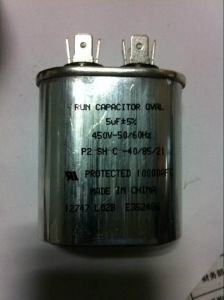 UL RoHS Approval Motor Run Capacitor pictures & photos