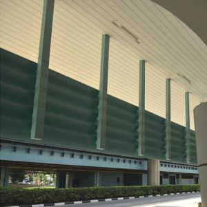 G-Type Strip Security Ceiling for Exterior Use pictures & photos
