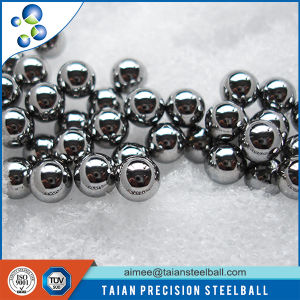 AISI201/AISI302/AISI304/AISI316/AISI420/AISI440c High Quality Stainless Steel Ball pictures & photos