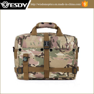 Outdoors Army Tactical Laptop Bag Compass Computer Messenger Briefcase Bags pictures & photos