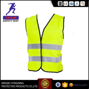 Hot Sale Emergency Reflective Safety Vest Yellow pictures & photos