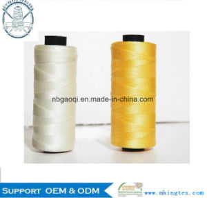 Meta-Aramid Sewing Thread with Cilicone Oil for Frock 200g or 250g Per Cone pictures & photos