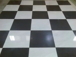 Black Wood Marble, Black Wood Vein Marble pictures & photos