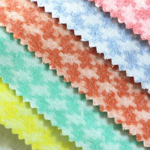 Superb Jacquar Beautifal Acrylic Spandex Jacquard Fabric pictures & photos