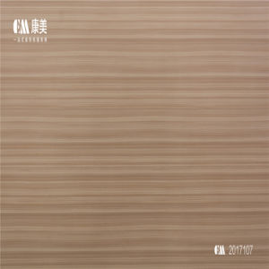 Ornamental Paper for Laminted Wood Floor, Furniture, HPL pictures & photos