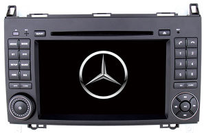 External Can Bus System Car DVD for Benz B200 Bt iPod USB pictures & photos