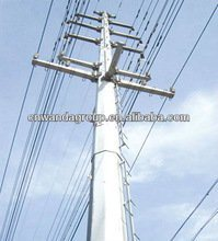 Monopole Steel Tower for Transmission Project pictures & photos