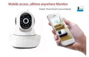 P2p Wireless Dome Onvif 720p P2p WiFi IP Camera pictures & photos