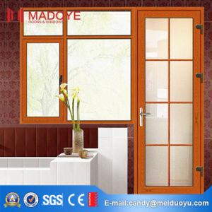 Wholesale Aluminum Casement Window and Door with Nets pictures & photos
